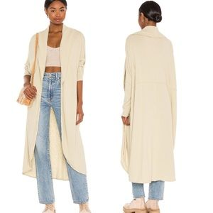 FREE PEOPLE Cuddle Up Duster Cardigan NEW XS